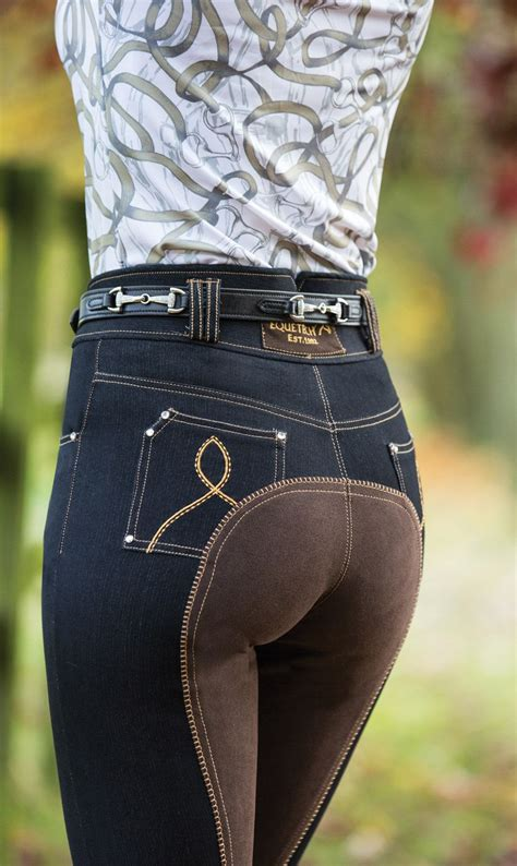 equestrian horse clothes clothing riding outfits pants jodhpurs exclusively breeches outfit rider gear horses wear apparel wearing denim tack riders