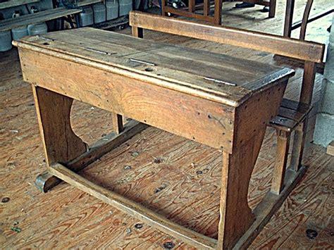 bureaux anciens brocante ancienne table d ecole