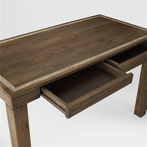 west elm parsons desk parsons desk bone inlay west elm