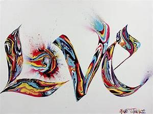 Shane Turner Art: Power of Love