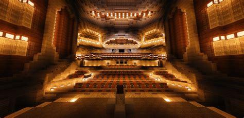 harbin grand theater minecraft building
