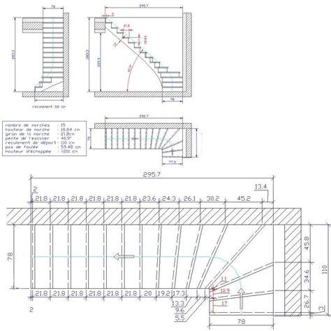 plan coffrage escalier beton d 233 pose et repose d un escalier b 233 ton 9 messages