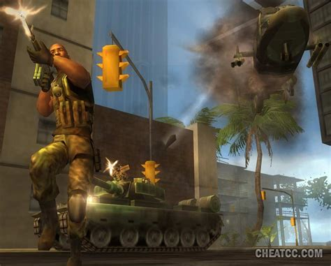 mercenaries  world  flames review  playstation  ps