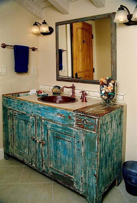 distressed bathroom vanity ideas revitalized luxury 30 soothing shabby chic bathrooms