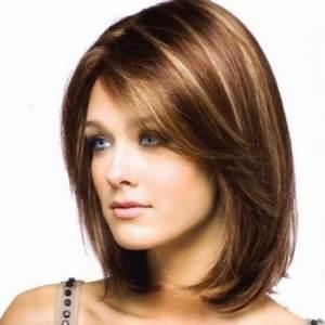 Coiffure Femme Mi Long : modele coiffure cheveux mi long femme ~ Melissatoandfro.com Idées de Décoration