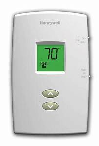 Honeywell Pro Series Programmable Thermostat User Manual