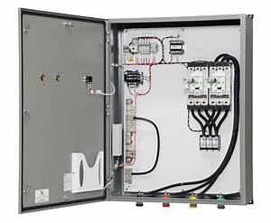 Manual Transfer Switch Breakers