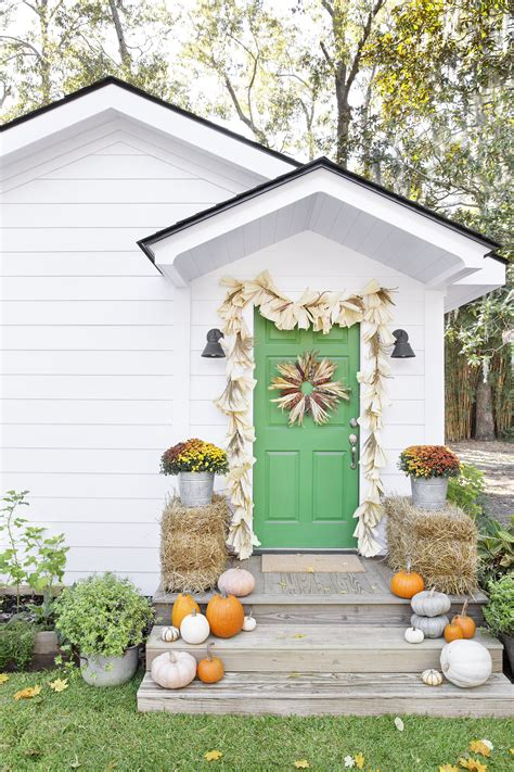32 Fall Porch Decorating Ideas  Ways To Decorate Your