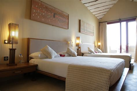 chambre hotel de luxe chambres de luxe le lamantin hôtel 5 étoiles à saly au
