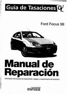 Manual Taller Ford Focus Mk1  1999