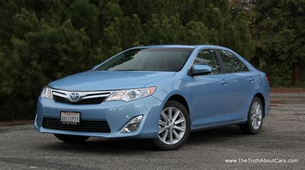 2012 Toyota Camry Hybrid, Interior, cargo pass thru/pass
