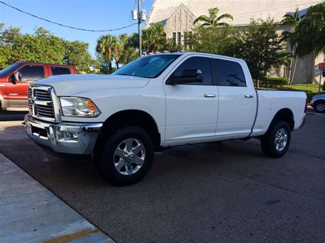 2014 Dodge Diesel 2500 by Sold 2014 Dodge Ram 2500 4x4 Cummins Diesel Lowered Price