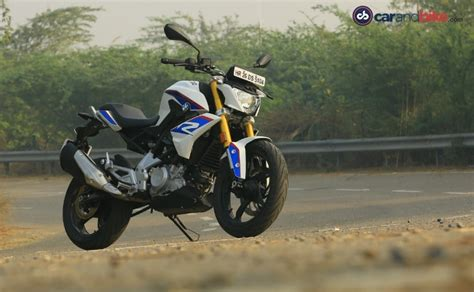 Review Bmw G 310 R by Bmw G 310 R Road Test Review Carandbike
