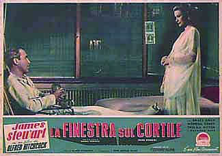 La Finestra Sul Cortile Ita by Poster Locandine E Fotobuste Rear Windows Alfred