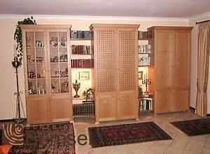 Produkte Wohnzimmer Schreinerei Bemsel
