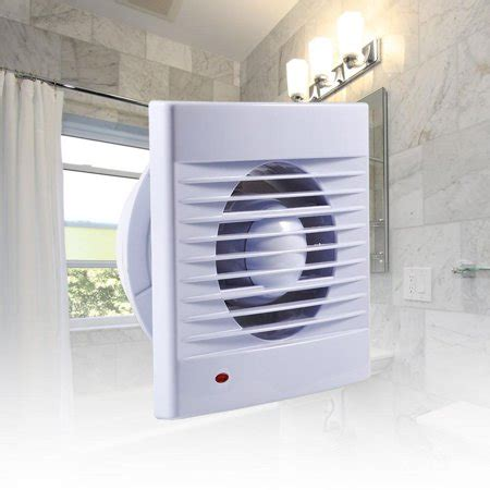 Wand Dunstabzugshaube Umluft by Walfront Extractor Fan 110v Wall Mounted One Speed Setting