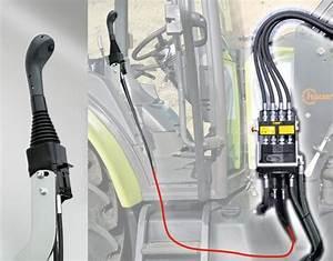 Hydraulic Joystick Controls Kits