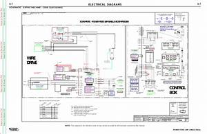 Wire Drive  Control Box  Electrical Diagrams