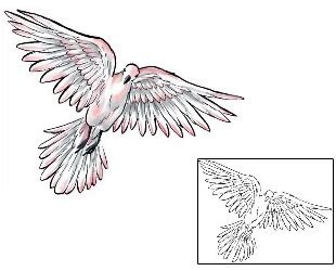 dove tattoo design ccf  tattoojohnnycom