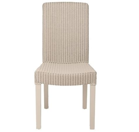 Neptune Montague Lloyd Loom Chair   Dining Chairs