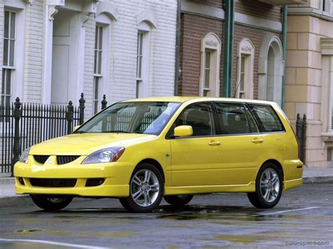 2004 Mitsubishi Lancer Sportback by 2004 Mitsubishi Lancer Sportback Wagon Specifications