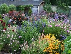 Romantic Cottage Garden  Rose Cottage  Pinterest