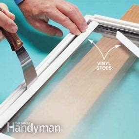 Glass Replacement How To Replace Insulating Glass The