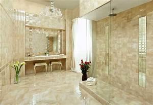 Badezimmer Dusche Ideen : badezimmer fliesen bilder mit keramikfliesen in beige hochglanz dekor vpbridal ~ Sanjose-hotels-ca.com Haus und Dekorationen