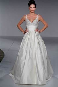 Priscilla of boston wedding dress style 4507 dress onewed for Wedding dresses boston