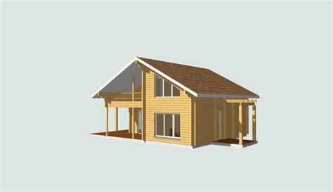 everest maison bois en kit