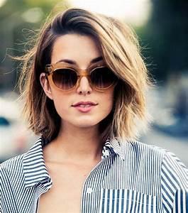 Coupe Femme Tendance 2016 : tendances coupes de cheveux femmes printemps t 2016 ~ Voncanada.com Idées de Décoration