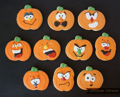 pumpkin faces for silly pumpkin faces with royal icing transfers klickitat street