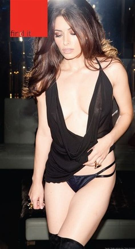 Sarah Shahi Bad Bitches Pinterest