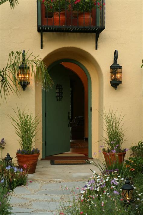 spanish revival lighting exterior mediterranean with