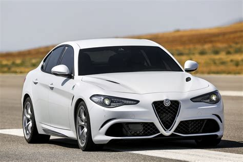 alfa romeo giulia quadrifoglio makes its public debut at