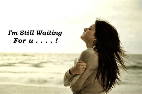 I'm Still Waiting For U