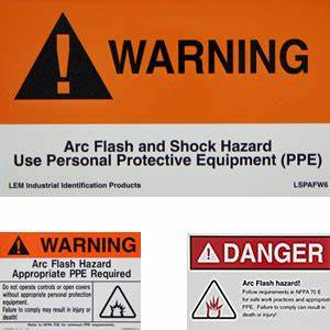 Wire markers and wire identification products elecdirect for How to read arc flash labels