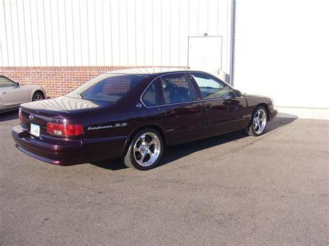 Dsstrbd 1995 Chevrolet Impala Specs, Photos, Modification
