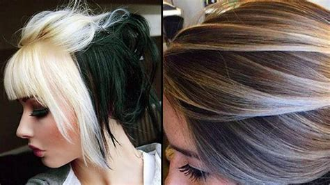 New Hair Color Trends For Hair by Balayage Hair Color Ideas Hair Color Trends 2018 2019