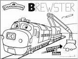 Coloring Chuggington Docks Brewster Designlooter Koko Giveaway Dash Reader Delivery Drawings Olwin Activity sketch template