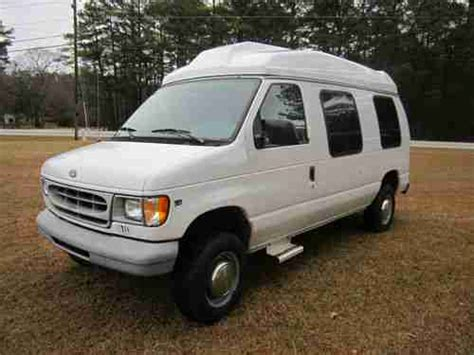 how to sell used cars 1999 ford econoline e150 electronic toll collection buy used 1999 ford e 250 econoline xl handicapped van with lift in grovetown georgia united states