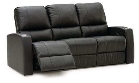 Home Theater Loveseat Recliners by Palliser Pacifico Home Theater Reclining Sofa