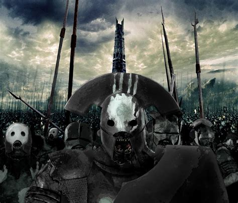 Isengard, The Lord Of The Rings, Uruk Hai Wallpapers Hd