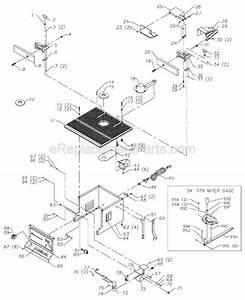 Delta Sh100 Parts List And Diagram