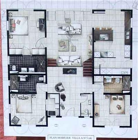 plan maison 騁age 4 chambres villa de la plage guadeloupe francois luxe location