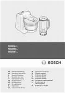 Bosch Profi 45 : bosch mum 4500 profi 45 mixer download manual for free now 20c49 u ~ Watch28wear.com Haus und Dekorationen