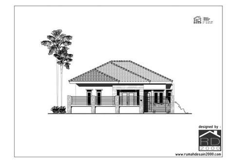 desain rumah minimalis tropis  purworejo rumah desain