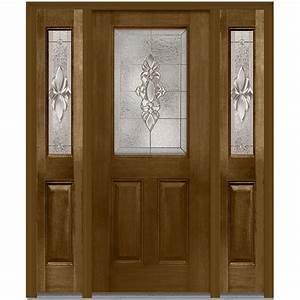 MMI Door 60 inx 80 inHeirloom Master Left Hand 1/2