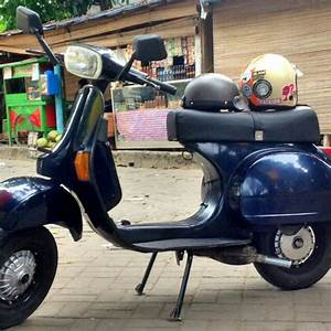 Vespa Px Exclusive 2 Th 99  Motorbikes On Carousell