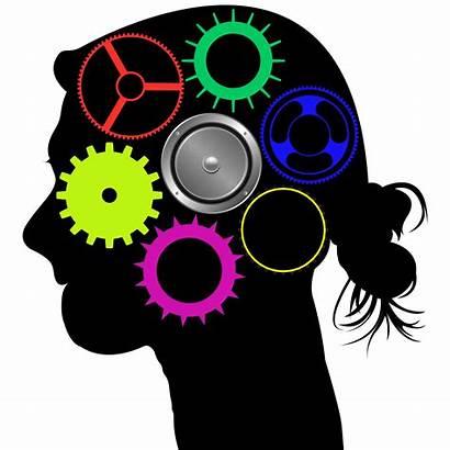 Brain Clipart Mechanism Mind Creative Interest Mental